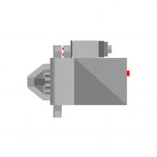 CAV (LUCAS) CA4512-66, CA451266 ANLASSER CAV 12V MET NEUS 11 TANDS LINKSOMLOPEND