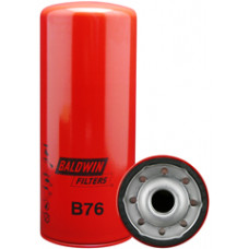 BALDWIN FILTERS B76 LUBE FILTER, SPIN-ON