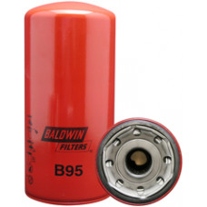 BALDWIN FILTERS B95 LUBE FILTER, SPIN-ON